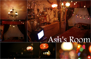 Ash's Room by AshleyKerins