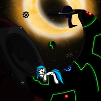 The Musicverse by Chaikeon
