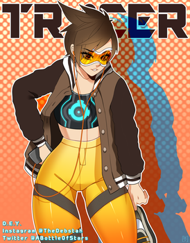 Tracer by CrystalSugarStars