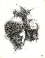 two heads by schachay