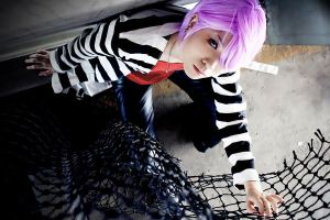 COSPLAY-LD1:GIULIO00 by yolkler