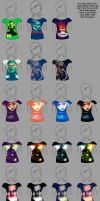 ME t-shirt Project 1 by christophernicol