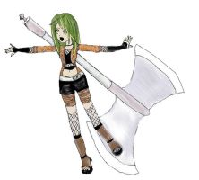 Old Naruto OC Revamped by Sappheirous