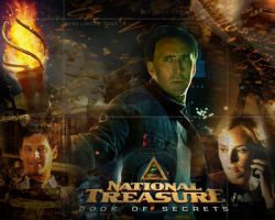 National Treasure 2 Wallpaper by marty-mclfy