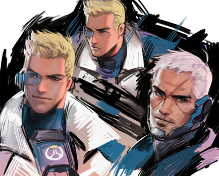 jack morrison drawing by yy6242