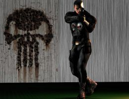 Punisher 2 by hiram67