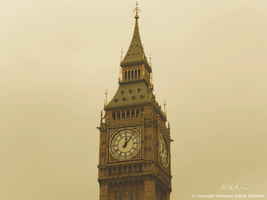 Big Ben in the old days 1 by NightMeadow