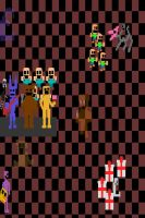 FNAF 2 wallpaper5 1 Mobile by ScarsToupe