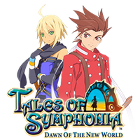 Tales of Symphonia Dawn of The New World Dock Icon by ArthurReinhart