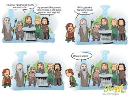 LOTR by Texic