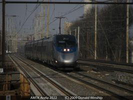 AMTK Acela 2022 by The-Nightshift