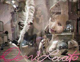Wallpaper Demi Lovato by Disneystarstodo