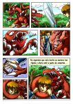 Golden Wings Page 3 by KrlosKmask