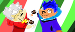 ~HOT COCO BROS~ by swaggamer3333