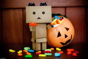 Danbo the Treat-er by Naxhis