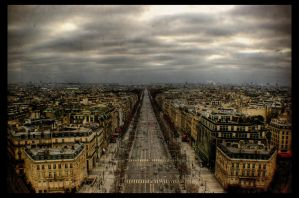 Les Champs Elysees by instinct191