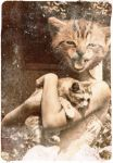 Sheri and Cat by Attani