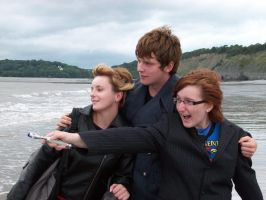 Doctor who Barry Island by supersmeg123