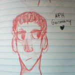 APH Germany Doodle uwu by ExplodingParrot