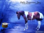 Little Drummer Boy by JuneButterfly-stock