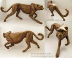 Cheetah for the contest by Kivuli