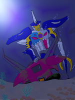 Skybyte.Screamer. by Mad-Transformers-Fan