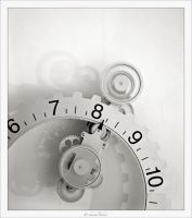 Time Spins by philosomatographer