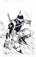 Snake Eyes print original FOR SALE by adelsocorona