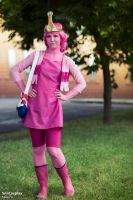 SniiCosplay (Princess Bubblegum) #02 by take7x