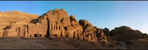 Petra: Eons Old World by RandomSearcher