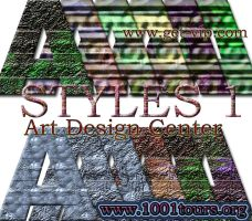ADC Layer Styles 1 by 4sundance