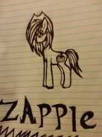 Zapple by ARTEMIS56787