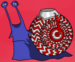 Personalized Transponder Snail by genocyber