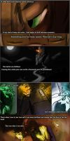 The story of Esta Midnight, page 2: Flames of loss by AtomicWarpin