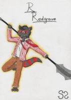R Redgrave by Dragonuv3