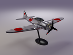 Glass A6M3 Zero by Manin