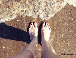 The Summer Sea. by l-CoRaLiNe-l
