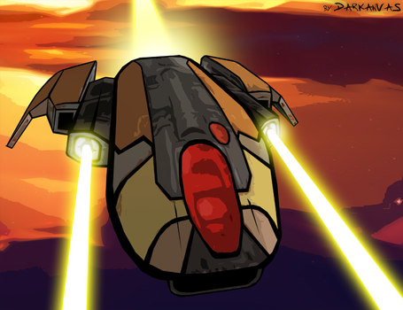 Bentusi: Super Acolyte (from Homeworld) by Darkanvas