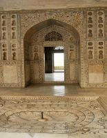 Agra Fort place of detention 2 by wildplaces