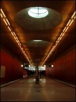 munich underground no. 16 by herbstkind