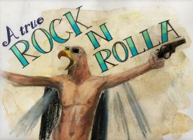 A true Rock n Rolla by Arno281