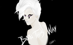 Lady Gagahim: Born This Way by ItachixKisame