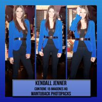 Photopack 268: Kendall Jenner by PerfectPhotopacksHQ