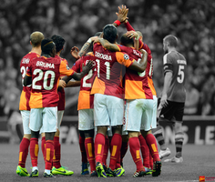Galatasaray - Champions League by seloyxx