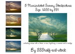 Manipulated Scenery Stock by 333half-evil-stock