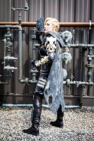 Gearing Up In the Tower by Kudrel-Cosplay