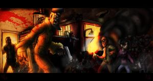 No 1 Gets Left 4 Dead... by Kmadden2004