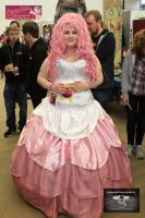 Rose Quartz full cosplay by Now3D
