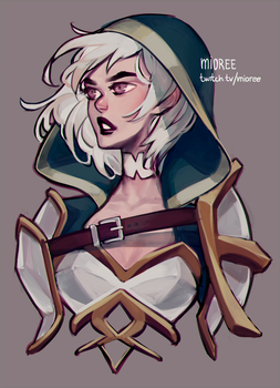 Redeemed Riven by mior3e