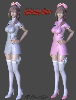 Lightning Nurse MOD by Lightningfarrondevil
